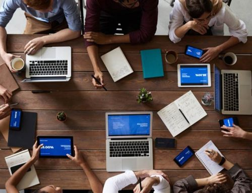 Microsoft Teams – Teamwork Infographic