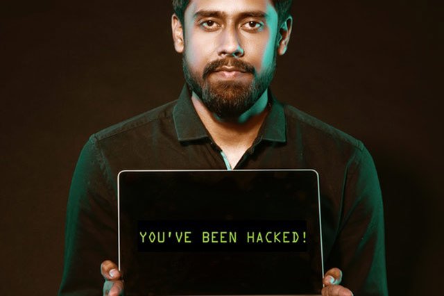 Hackers Are After Your Data